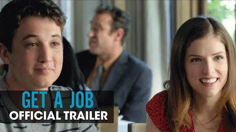 Get A Job (2016 Movie – Miles Teller, Anna Kendrick, Bryan Cranston) – Official Trailer