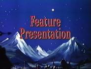Feature Presentation bumper (Pinocchio variant)
