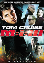 Mission - Impossible III DVD