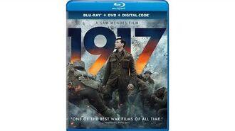 Opening to 1917 2020 Blu-ray