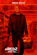 Red2 OnlineCharacter posters BW fin6