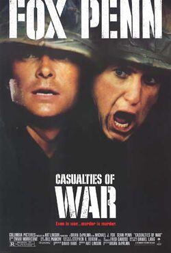 Causaulties of war cover