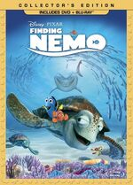 Finding Nemo 2013 Blu-ray