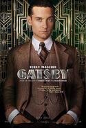 Nick carroway poster