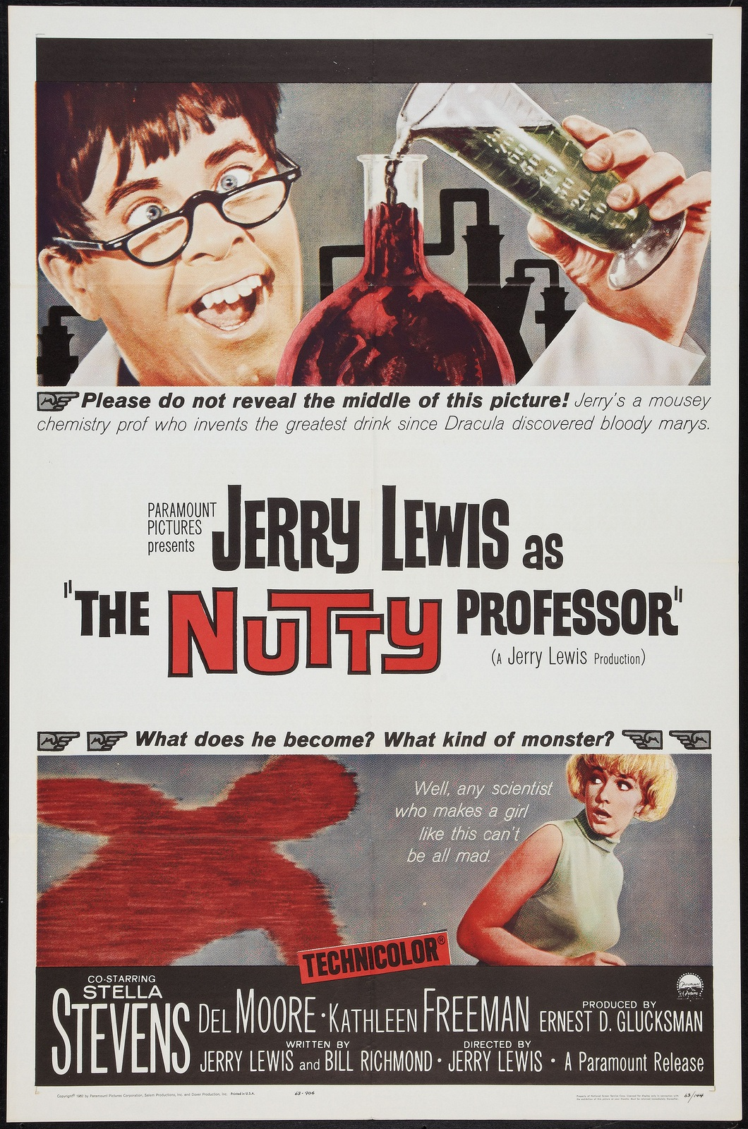 The Nutty Professor (1963) | Moviepedia | FANDOM powered ...
