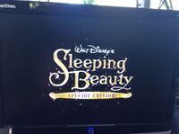 Trailer Sleeping Beauty Special Edition