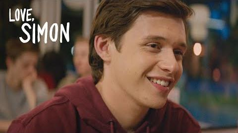 Love, Simon Look for it on Digital, Blu-ray & DVD 20th Century FOX