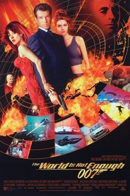 The World Is Not Enough (1999) Poster