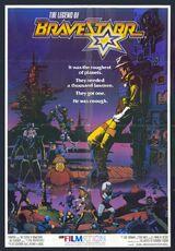 BraveStarr: The Movie