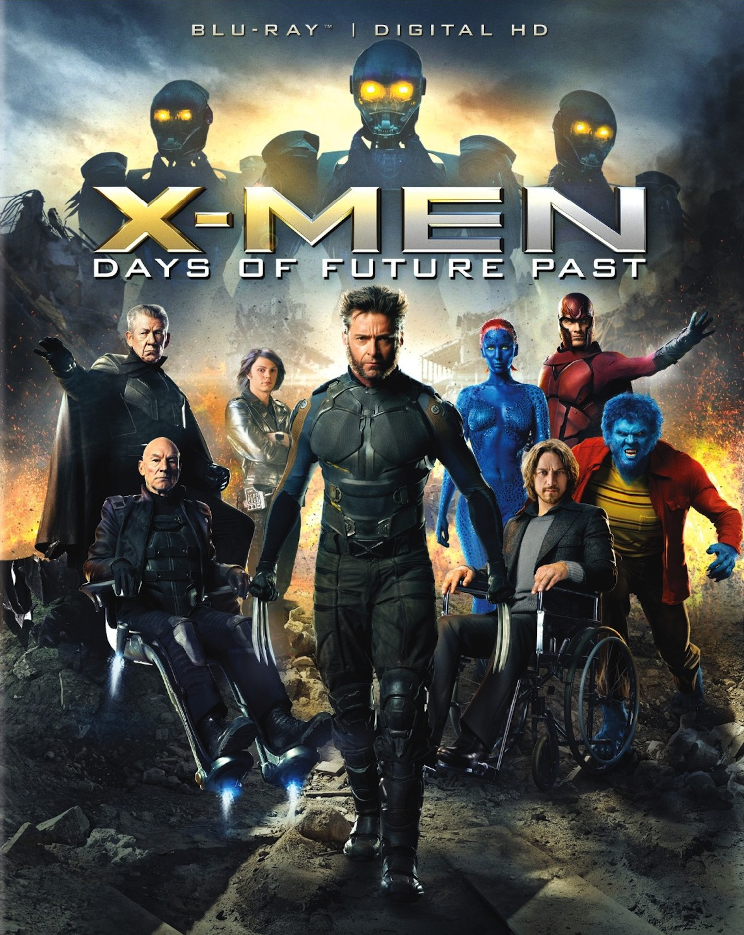 Image - Poster-Art-for-X-Men-Days-of-Future-Past.jpg ...