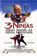 3 Ninjas- High Noon at Mega Mountain