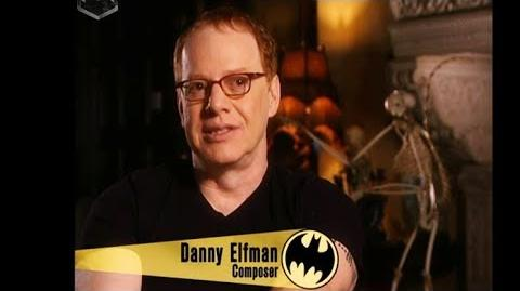 Danny Elfman The Music of 'BATMAN' (1989) Featurette