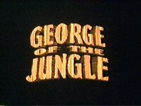 Trailer George of the Jungle