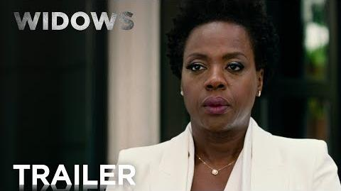 Widows Official Trailer HD 20th Century FOX