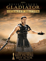 Gladiator Extended Edition 3-Disc