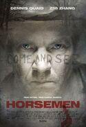 Horsemen 2009 Poster