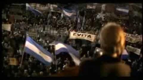 """Evita"" Theatrical Trailer (1996)"