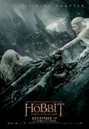 Hobbit-battle-5-armies-poster-ian-mckellen-cate-blanchett