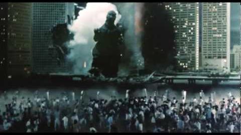 Godzilla (1984) trailer