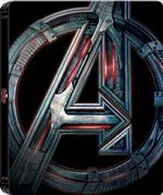 Avengers Age of Ultron Best Buy Steeelbook Blu-ray 3D