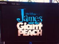 Video trailer James and the Giant Peach