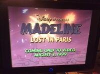 Video trailer Madeline Lost in Paris 2