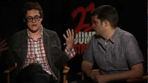 21 Jump Street Interview