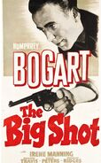 The Big Shot 1942 poster
