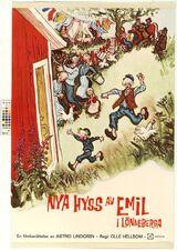 New Mischief by Emil in Lönneberga (1972 film)