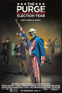 The Purge Election Year poster