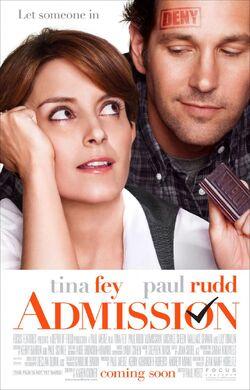 Admission 001