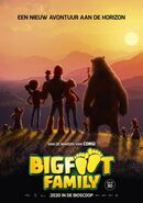 Bigfoot-Family-Posters