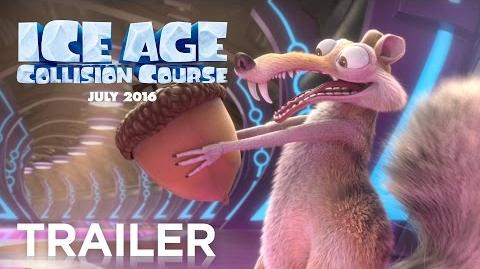 Ice Age Collision Course Official Trailer 3 HD 20th Century FOX