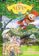 Little Alvin and the Mini Munks Poster