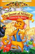 The Secret Of Nimh 2 (1998) Poster