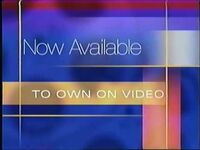 Now Available to Own on Video