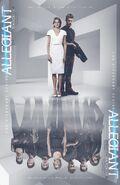 The Divergent Series Allegiant - Flip - Final Poster