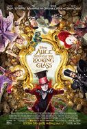 Alice Through the Looking Glass (film) poster