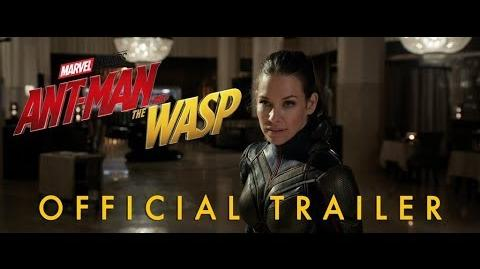 Marvel Studios' Ant-Man and the Wasp - Official Trailer 1