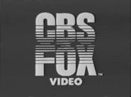 CBS-FOX Video (B&W, 1983)