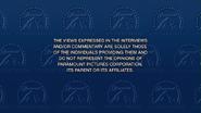 Paramount FBI Warning 2001 expressions