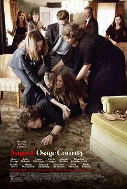 August Osage County-Poster