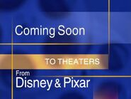 Coming Soon to Theaters from Disney & Pixar
