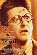 Barton Fink 1991 Poster