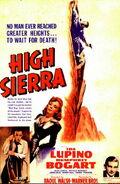 High Sierra poster