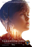 Tomorrowland Poster Young-Frank 003