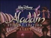And Aladdin Special Edition