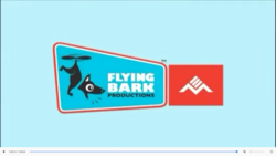 Flying Bark Productions logo