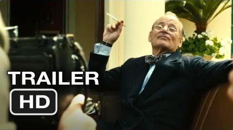 Hyde Park on Hudson Official Trailer 1 (2012) - Bill Murray Movie HD