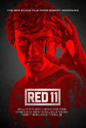 Red 11 2019 Poster
